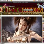 Erotic Fandom Password Account