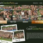Sign Up Czech Garden Party