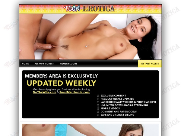 Teen Erotica Mobile Id