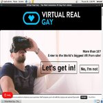 Virtual Real Gay Working Pass