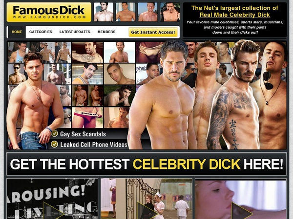 Famous Dick Pictures