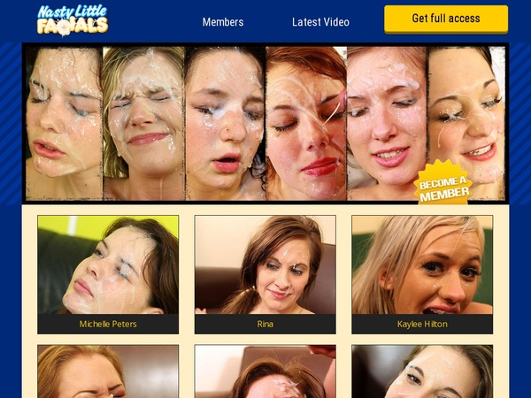 Get Nasty Little Facials Discount Membership